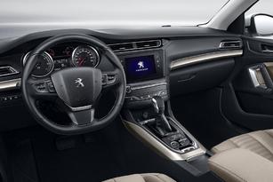 Peugeotdévoile la 408 restylée