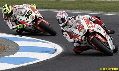 """Moto GP - Edwards: """"Michelin n'y arrivera plus"""""""