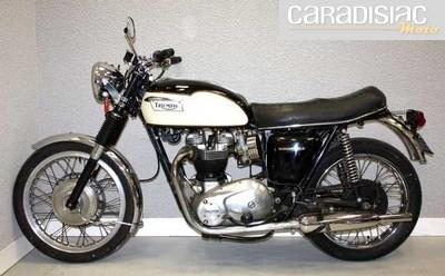 Bonneville T120 1970