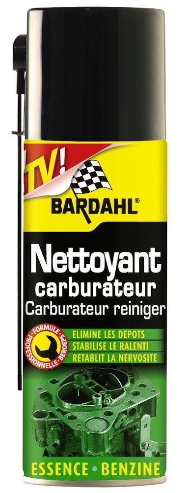 Bardhal entretient vos carbus