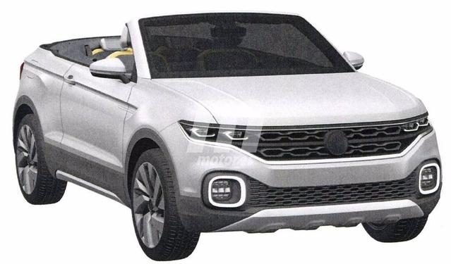 Surprise : un crossover cabriolet Volkswagen en préparation ?