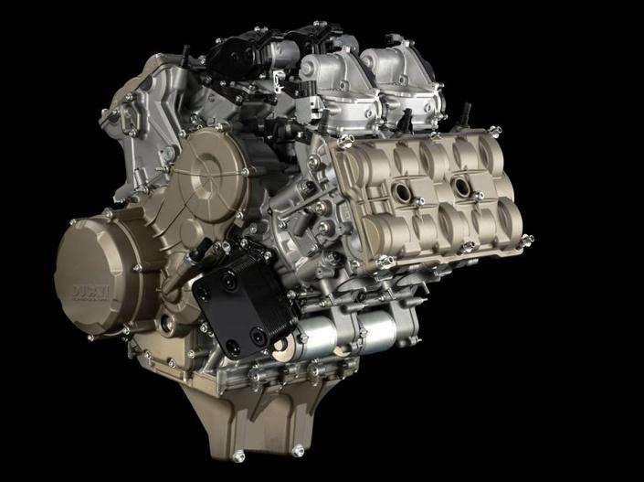 Nouveauté - Ducati: un nouveau V4 est annoncé!