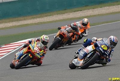 Moto GP 250 2008: Les derniers potins
