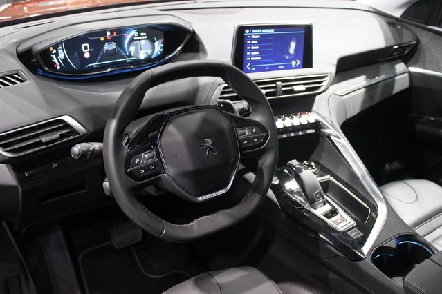 Peugeot 3008 : enfin joli - Vidéo en direct du Mondial de Paris 2016