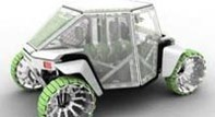 Los Angeles : le Hummer vert, humm humm...