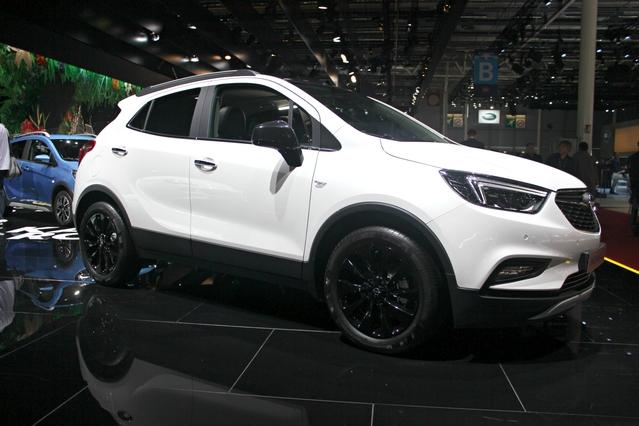 Opel Mokka X : un beau coup de jeune - Vidéo en direct du Mondial de Paris 2016