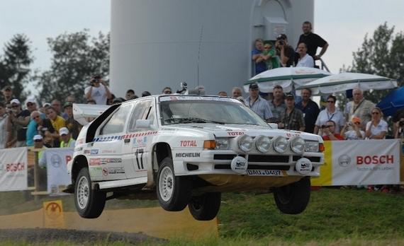 Eifel Rallye Festival 2012 : les anciennes gloires du rallye à l'ouvrage (photos + vidéo)