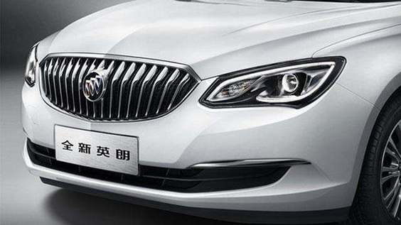 Buick tease sa nouvelle berline chinoise Excelle