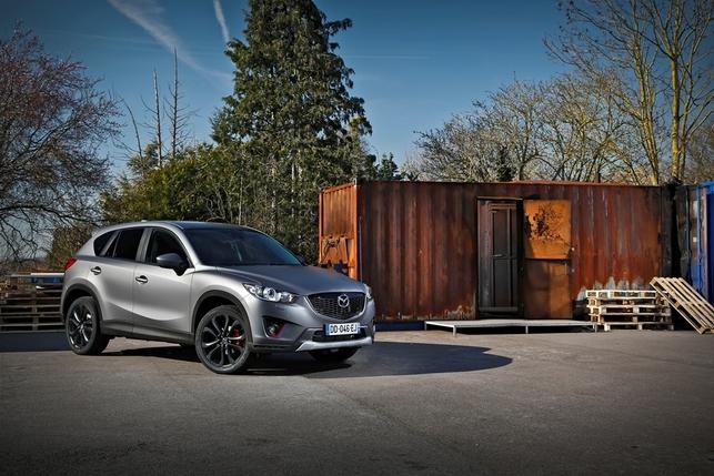 Mazda dévoile la série spéciale No Limit pour le CX-5