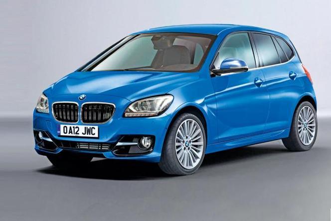La première BMW traction ressemblera-t-elle à ça ?