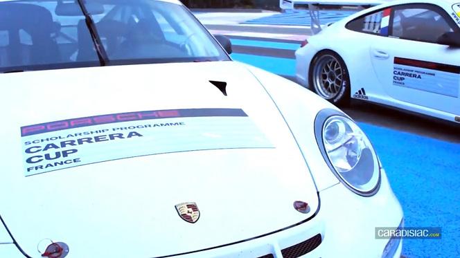 """Porsche organise sa détection """"Jeunes Pilotes"""" avec le Scolarship Programme 2014"""
