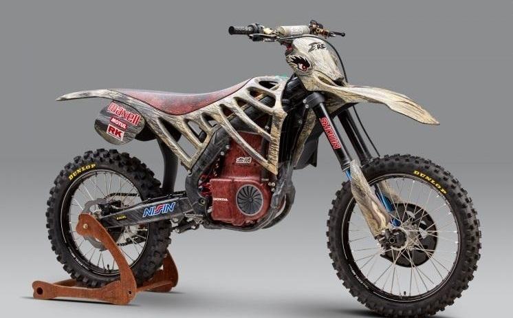 Mugen/Honda : un concept électrique, le E-Rex
