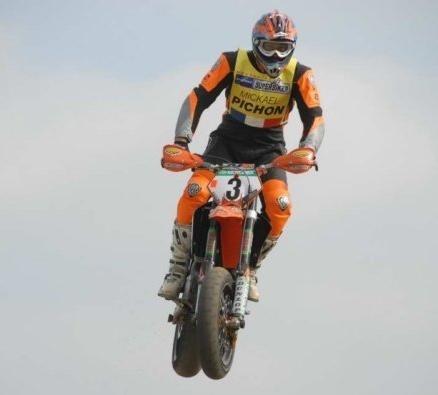 Superbiker à Mettet, Pichon vainqueur