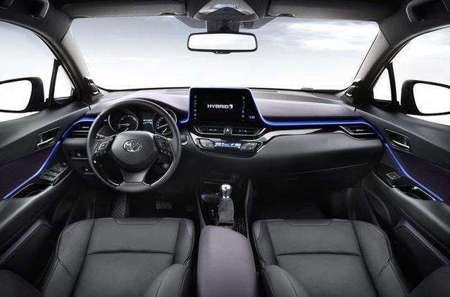 Toyota C-HR: stylée - Vidéo en direct du Mondial de Paris 2016
