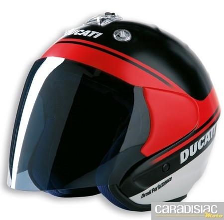 En avant la Compagny : jet Ducati.