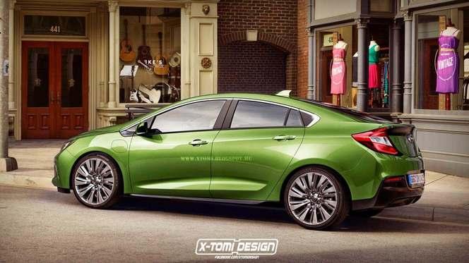 Future Opel Ampera : comme ça ?