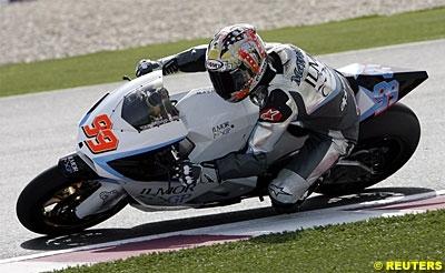 Moto GP 2008: Ilmor et KR se rapprochent