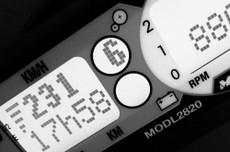 Le compteur Mod7 2820 s'enrichit d'un indicateur du rapport engagé !