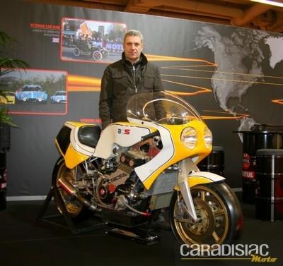 Interview René-Marc Siccardi, fils du concepteur de la 1000 ACS S3.