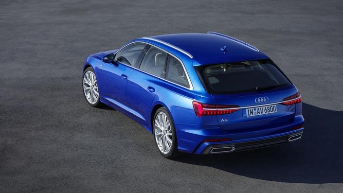 Audi A6 Avant: prix à partir de 52900€