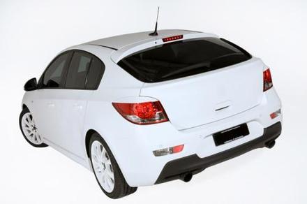 La Holden Cruze préparée par Walkinshaw Performance