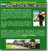 Le site des engins militaires