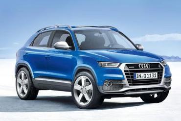 Rapid'news - Le nouvel Audi Q7 présenté à l'automne 2014...