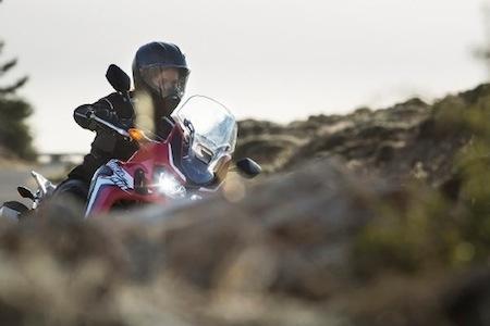 Honda, financement LOA: l'entretien offert pour l'achat d'une Africa Twin