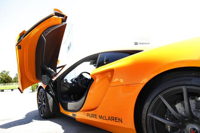 Vidéo - Les Virées Caradisiac en McLaren MP4-12C : acte de naissance