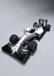 F1 : voici la première monoplace 2015, la Williams FW37