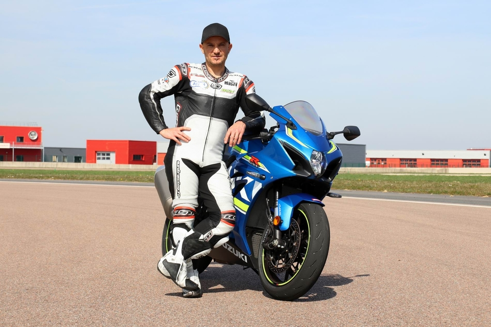Les essais d'Arnaud Vincent : Suzuki GSX-R 1000 [+vidéo]