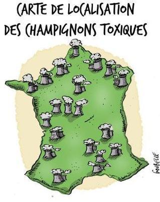 Les caricaturistes s'amusent avec l'écologie !