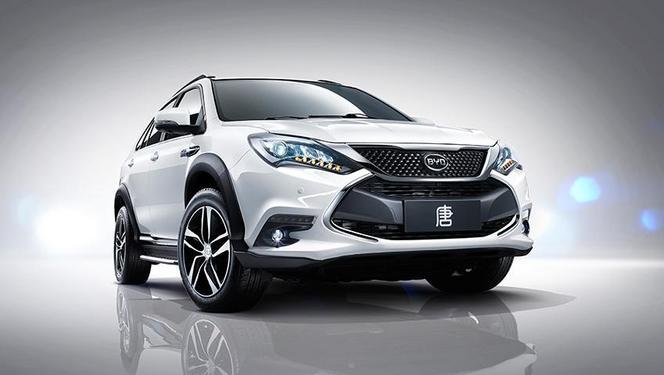 Le chinois BYD dévoile un SUV de plus de 500 ch