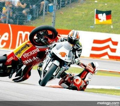 Moto GP - Pays Bas: Le point dans les championnats