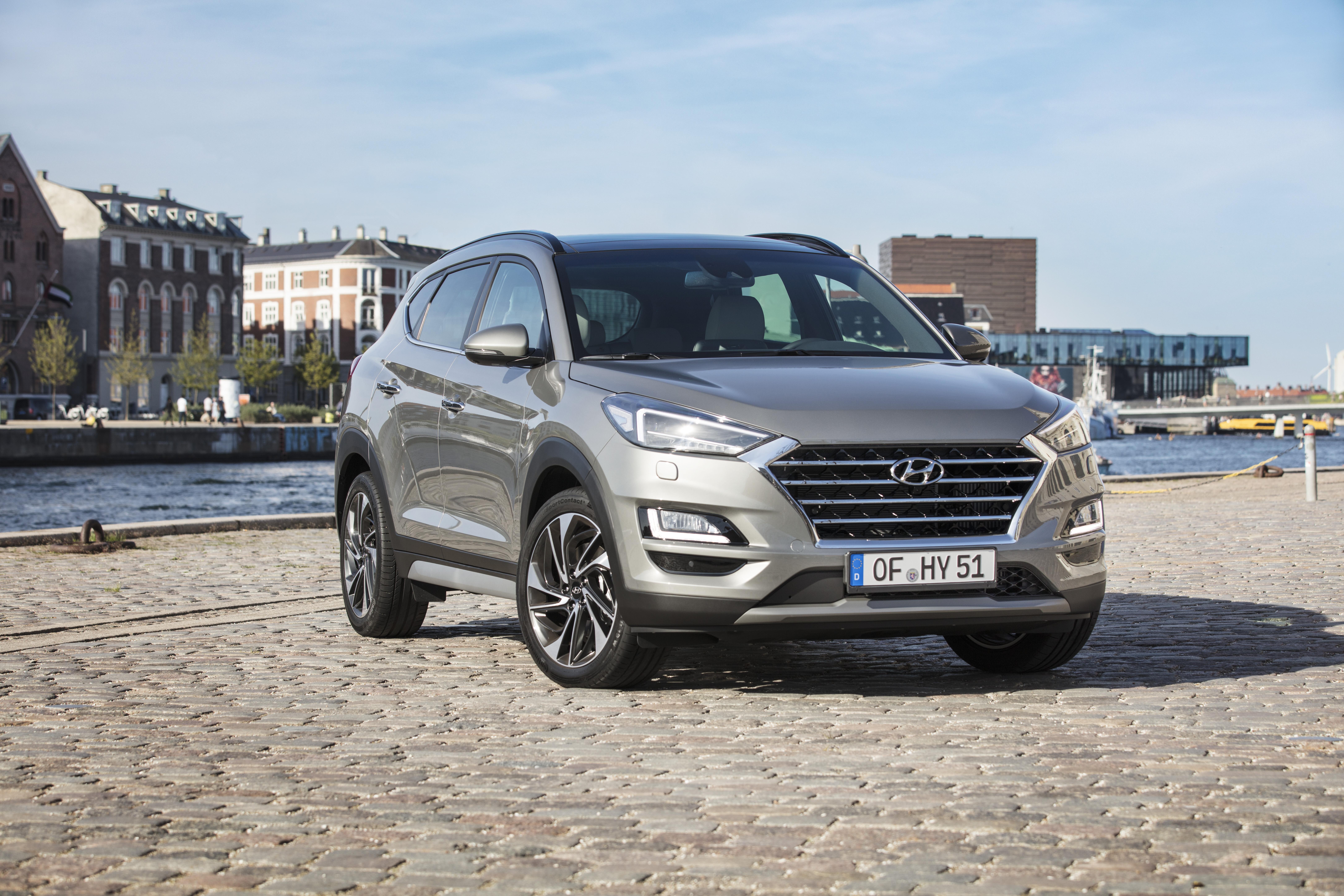 Hyundai Derniers Modèles >> Hyundai Tucson Restyle Prix A Partir De 28 900