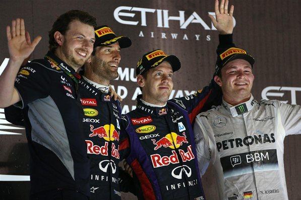 F1 - GP d'Abu Dhabi : la onzième de Vettel