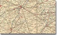 Le site des vieilles cartes routières
