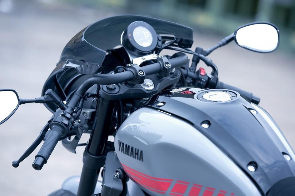 Essai Yamaha XSR 900 Abarth : une XSR extrême