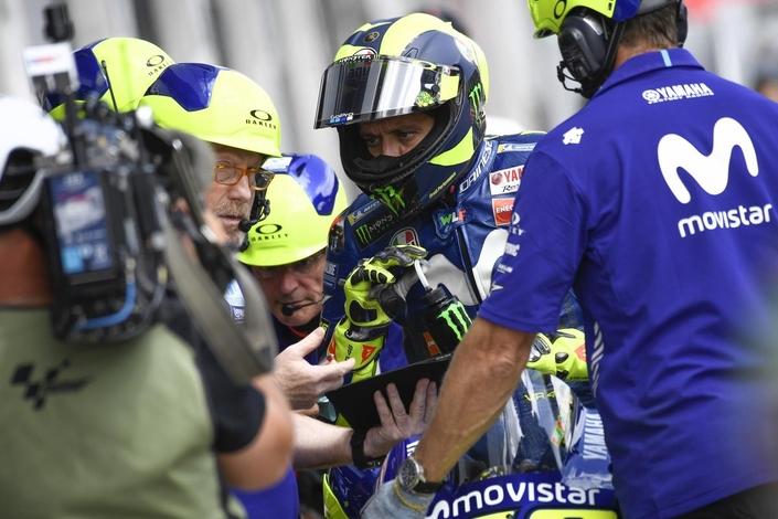 MotoGP - Autriche J.2 Rossi : « la pire crise chez Yamaha depuis mon retour en 2013 »