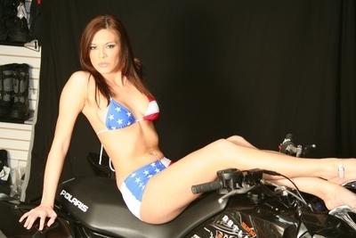Moto & Sexy : United States of Ameri'Quad