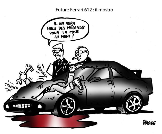 Le dessin du jour – Future mostro maranellesi