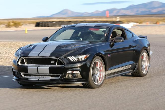 Shelby dévoile la GT, la plus puissante des Mustang actuelles