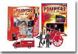 Un site sur les véhicules de pompiers