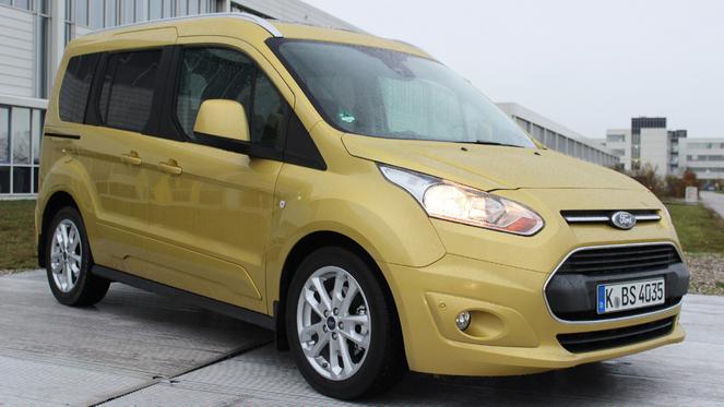 Essai - Ford Tourneo Connect : un outsider à ne plus négliger