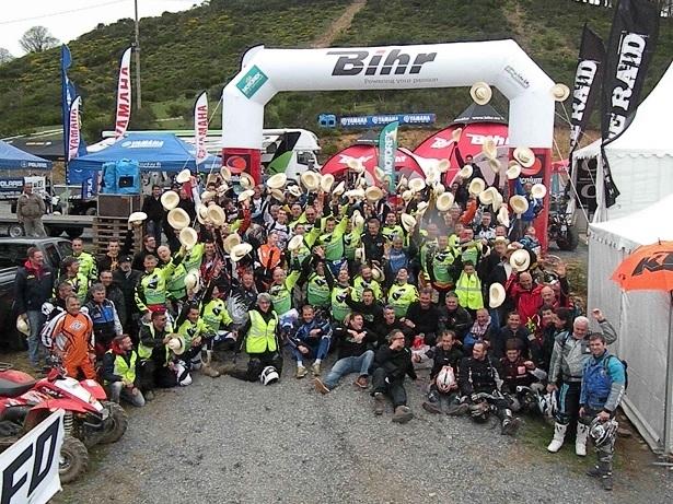 Bihr Adventure 2017 : les 22 et 23 avril 2017 dans le Cantal