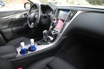 Essai - Infiniti Q50 Hybrid : cap sur l'Europe