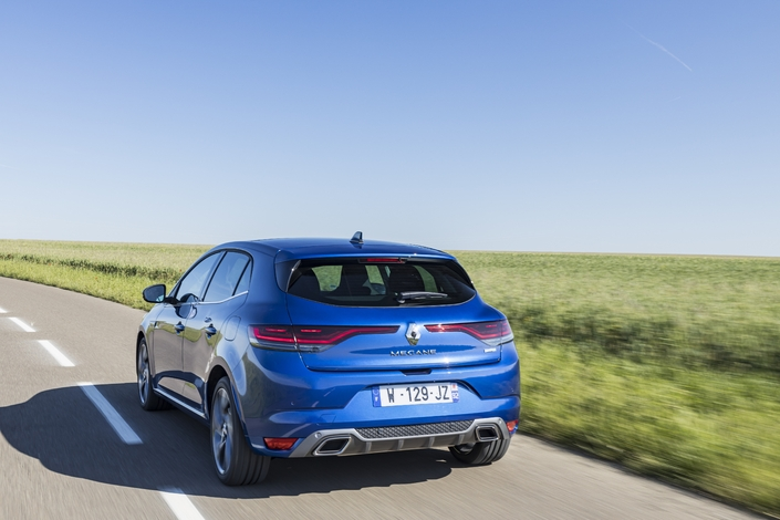 Test - Renault Mégane E-Tech 160 plug-in hybrid (2021): green performance?