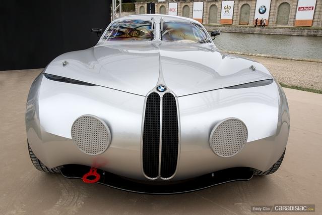 BMW Mille Miglia Concept Coupé
