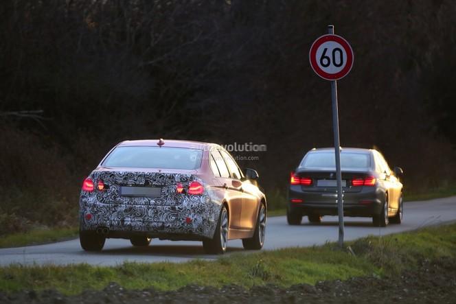 BMW : bientôt une 340i de 320 ch pour remplacer la 335i de 306 ch