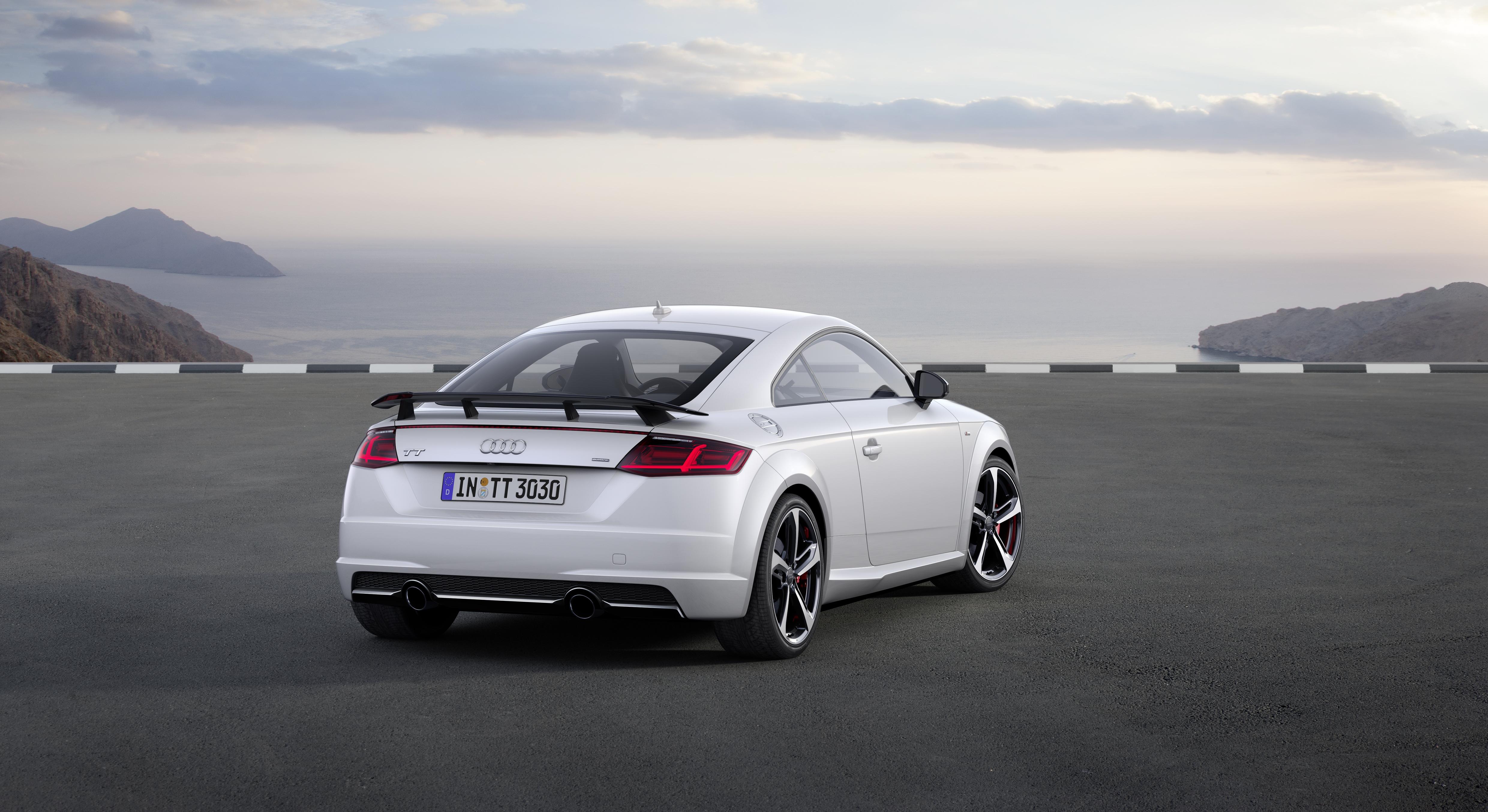 Audi Lance Une Nouvelle Version S Line Competition Pour